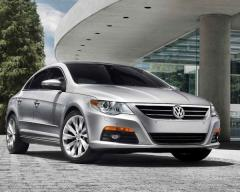 2010 Volkswagen CC Photo 3