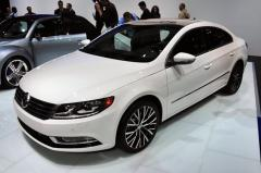 2013 Volkswagen CC Photo 2