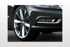 2013 Volkswagen CC exterior