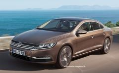 2015 Volkswagen CC Photo 1