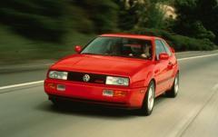 1993 Volkswagen Corrado exterior