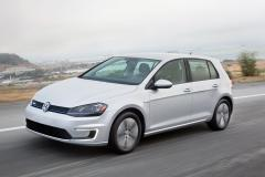 2016 Volkswagen e-Golf Photo 1