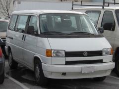 1993 Volkswagen Eurovan Photo 1