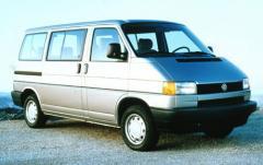 1995 Volkswagen Eurovan exterior