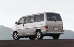 1997 Volkswagen Eurovan exterior