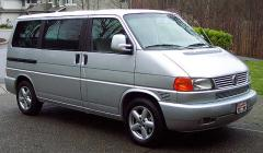 2001 Volkswagen Eurovan Photo 1