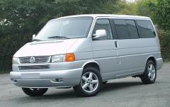 2002 Volkswagen Eurovan exterior