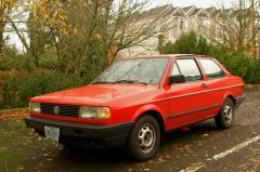 1990 Volkswagen Fox Photo 1