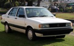 1993 Volkswagen Fox Photo 1