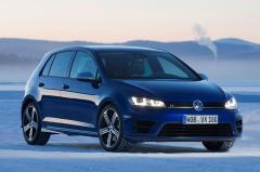 2015 Volkswagen Golf R Photo 1