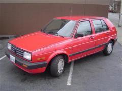1990 Volkswagen Golf Photo 1