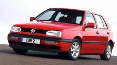 1992 Volkswagen Golf Photo 1