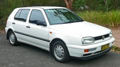 1996 Volkswagen Golf Photo 1