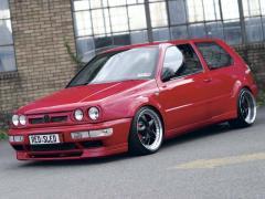 1998 Volkswagen Golf Photo 1