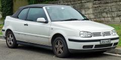 2000 Volkswagen Golf Photo 1