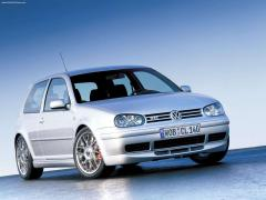 2001 Volkswagen Golf Photo 1