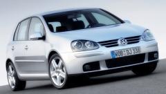 2005 Volkswagen Golf Photo 1