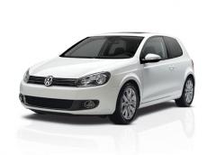 2010 Volkswagen Golf Photo 1