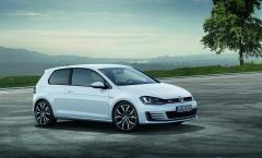 2013 Volkswagen Golf Photo 1