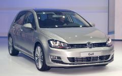 2014 Volkswagen Golf Photo 1