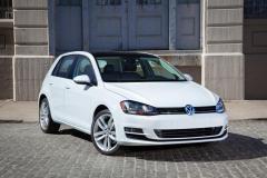 2015 Volkswagen Golf Photo 1