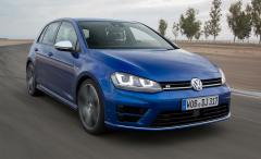 2016 Volkswagen Golf Photo 1