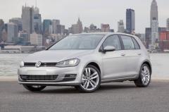 2017 Volkswagen Golf exterior