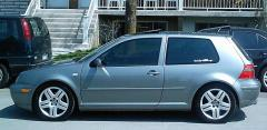 2003 Volkswagen GTI Photo 2