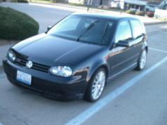 2003 Volkswagen GTI Photo 1