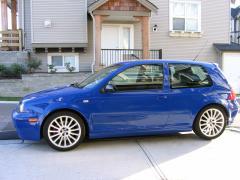 2003 Volkswagen GTI Photo 4