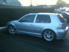 2003 Volkswagen GTI Photo 6