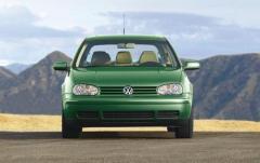 2003 Volkswagen GTI exterior