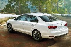 2013 Volkswagen Jetta Hybrid Photo 2