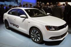 2013 Volkswagen Jetta Hybrid Photo 4