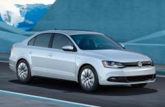 2013 Volkswagen Jetta Hybrid Photo 7