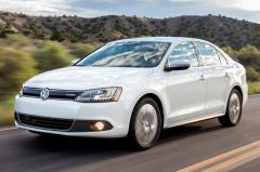 2013 Volkswagen Jetta Hybrid Photo 1