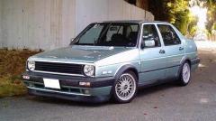 1990 Volkswagen Jetta Photo 1