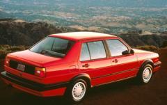1991 Volkswagen Jetta exterior