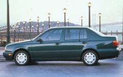 1996 Volkswagen Jetta exterior