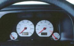 1997 Volkswagen Jetta interior