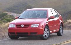 2000 Volkswagen Jetta exterior