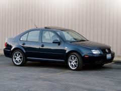 2002 Volkswagen Jetta Photo 2