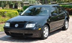 2002 Volkswagen Jetta Photo 4