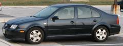 2002 Volkswagen Jetta Photo 7
