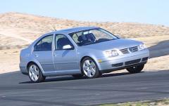 2002 Volkswagen Jetta exterior