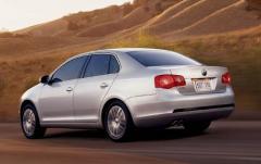 2006 Volkswagen Jetta Value Edition 2.5L exterior
