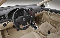 2010 Volkswagen Jetta interior