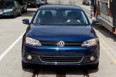 2011 Volkswagen Jetta exterior