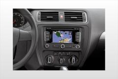 2011 Volkswagen Jetta interior