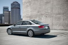 2011 Volkswagen Jetta Photo 3